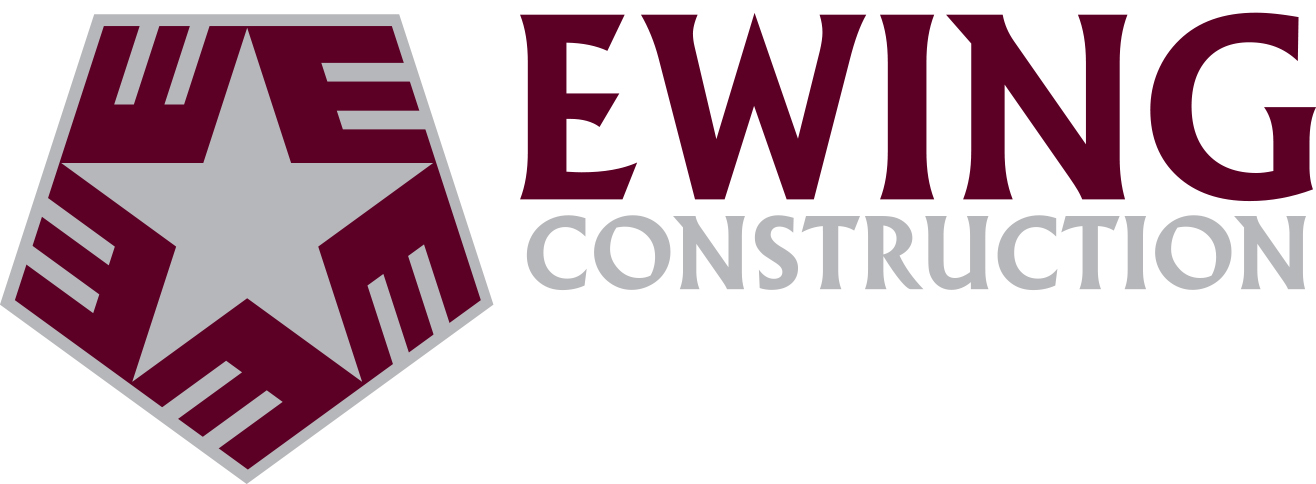 EWING Construction Logo